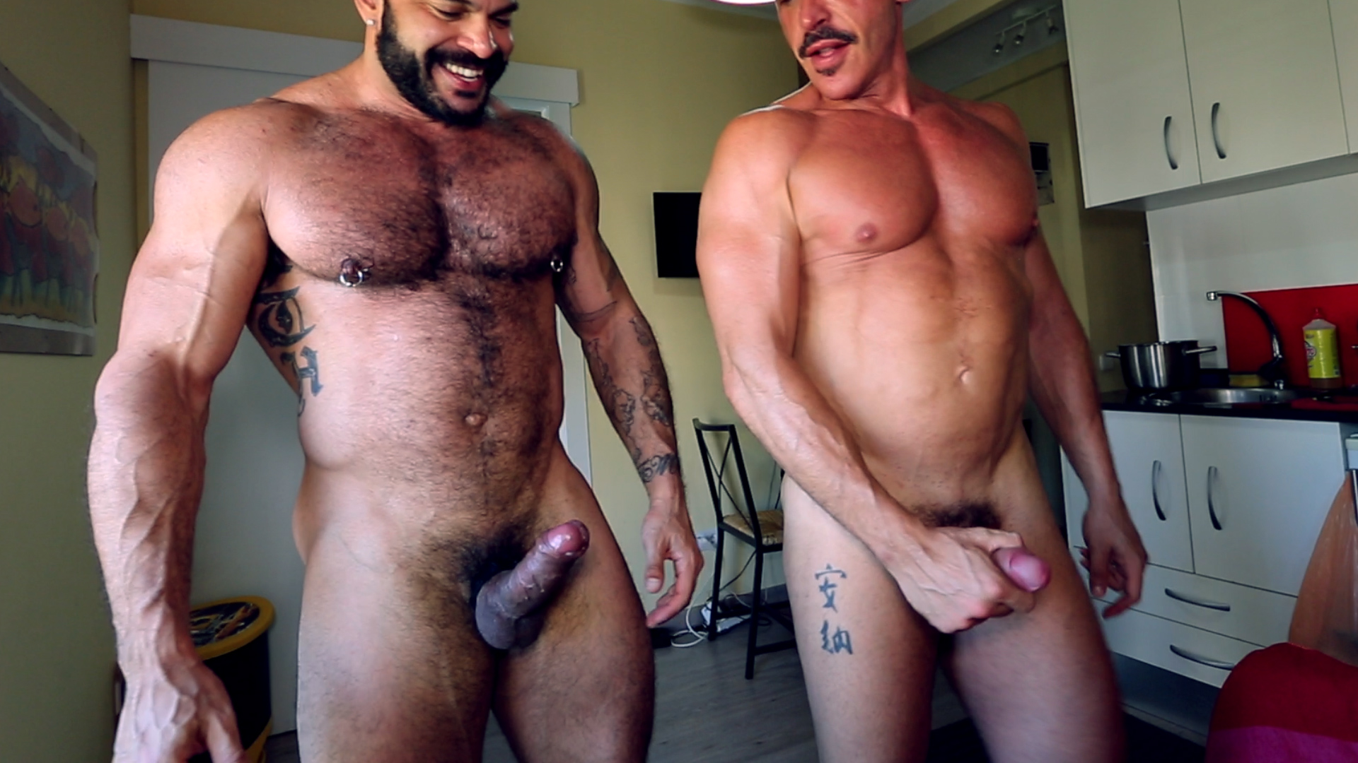 gay inmates male personel
